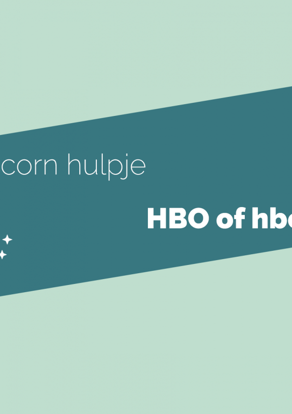 HBO of hbo?